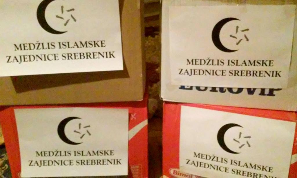 Humanitarni projekti MIZ Srebrenik