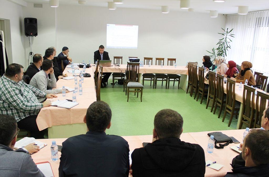 Razgovarano o evaluaciji Nastavnog plana i programa Islamske vjeronauke