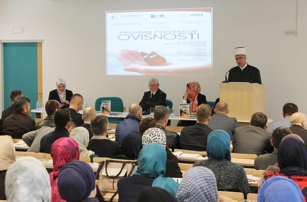 U Tuzli održan seminar o prevenciji ovisnosti