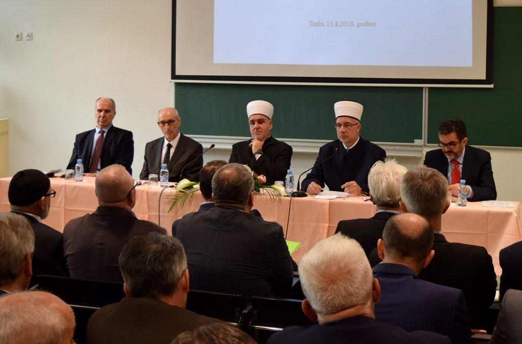 Reisu-l-ulema Husein-ef. Kavazović posjetio Muftijstvo tuzlansko