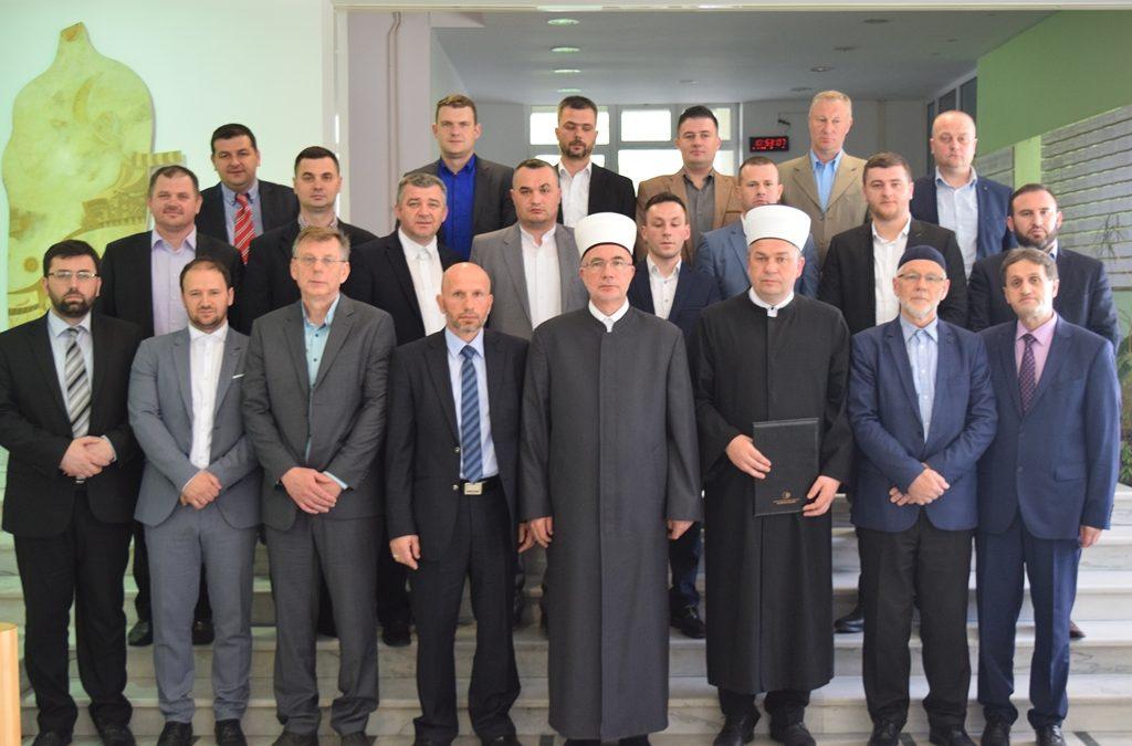 Džemal-ef. Šadić novi glavni imam Medžlisa Islamske zajednice Čelić