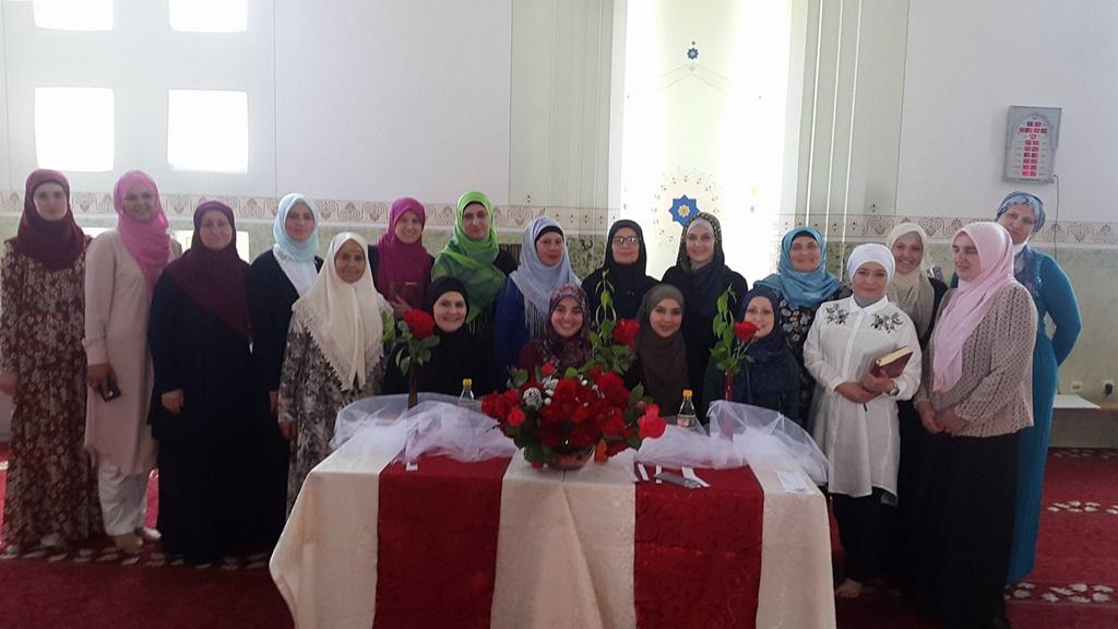 Drugo takmičenje za polaznice škole Kur'ana u Janji