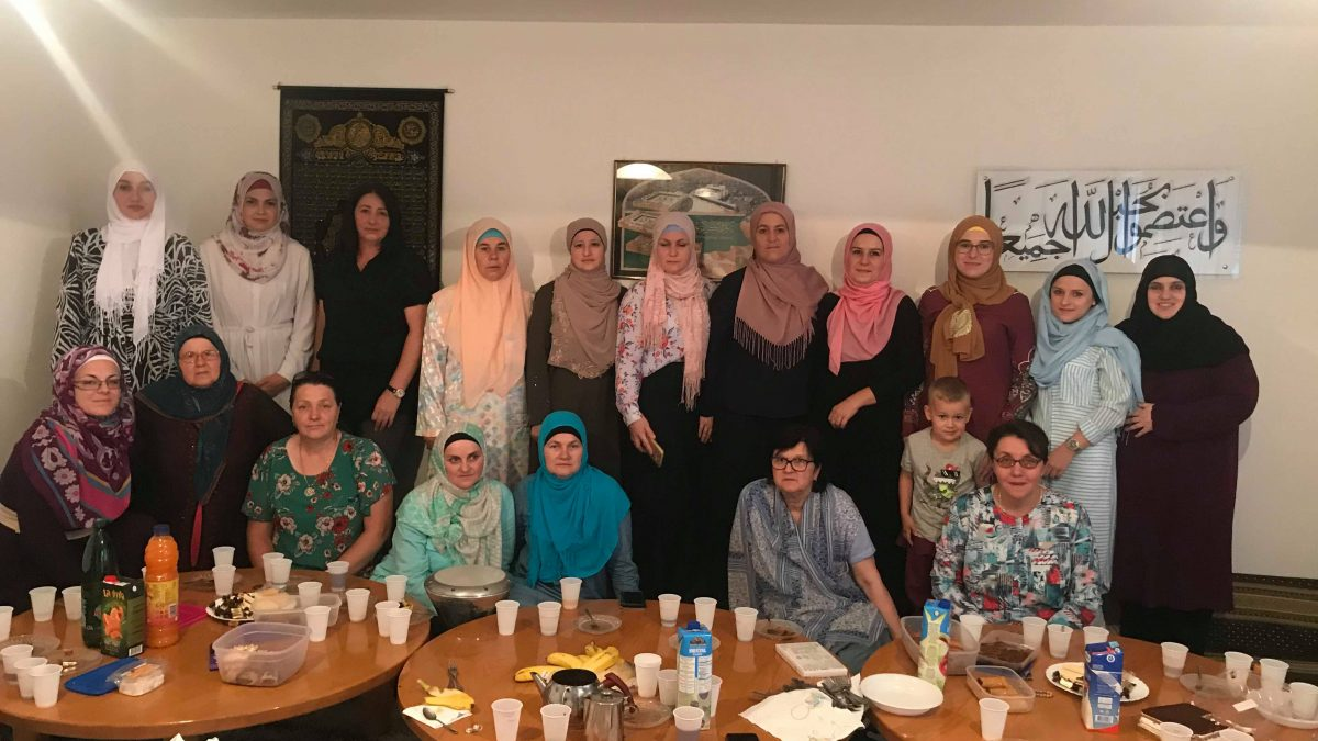 Bajramska druženja u Srebreniku