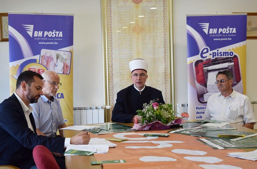 Dani Hasana Kaimije – prof. Muharemu-ef. Hasanbegoviću Povelja za životno djelo