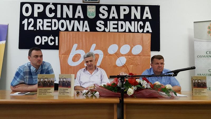 U Sapni održana promocija knjige Hasana Škapura