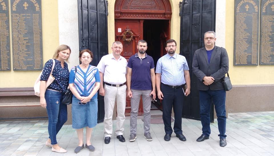 Sastanak članova Odbora za međureligijsku saradnju iz Tuzle i Bijeljine