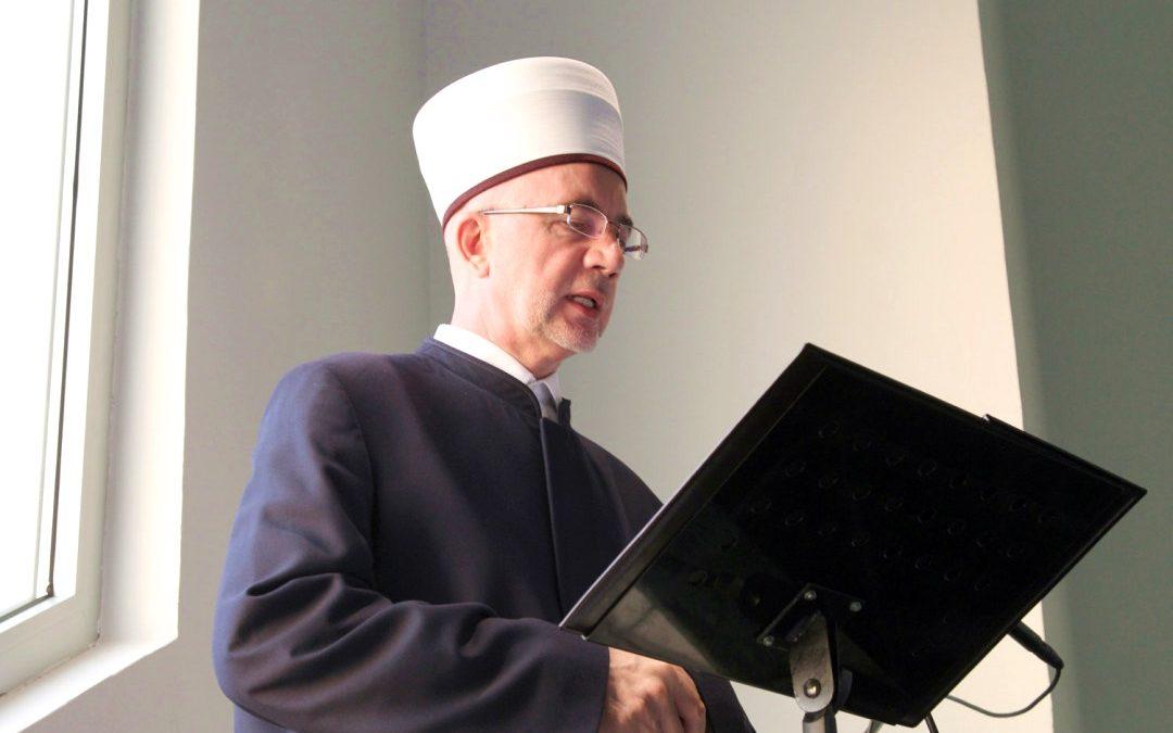 Kurban-bajramska hutba muftije tuzlanskog Vahid-ef. Fazlovića
