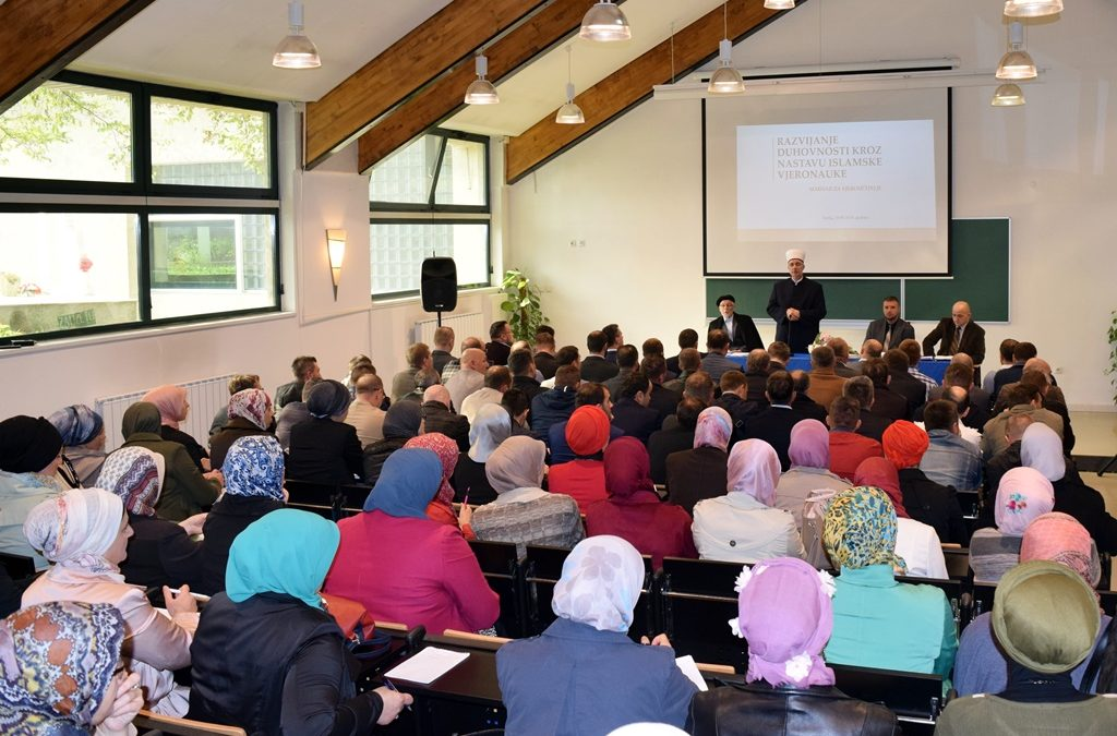 Seminar za nastavnike Islamske vjeronauke