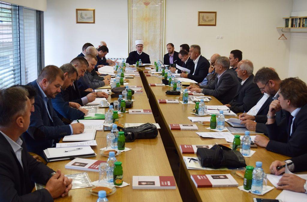 Održana treća redovna sjednica Savjeta za vjerska pitanja Muftijstva tuzlanskog