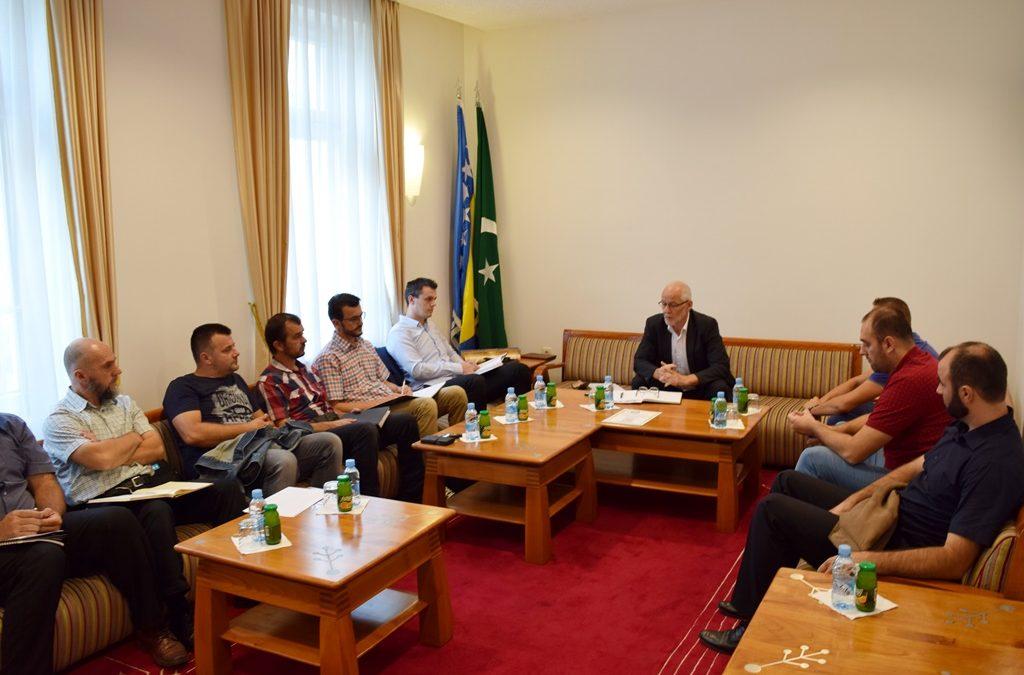 Sastanak sa predsjednicima Aktiva vjeroučitelja