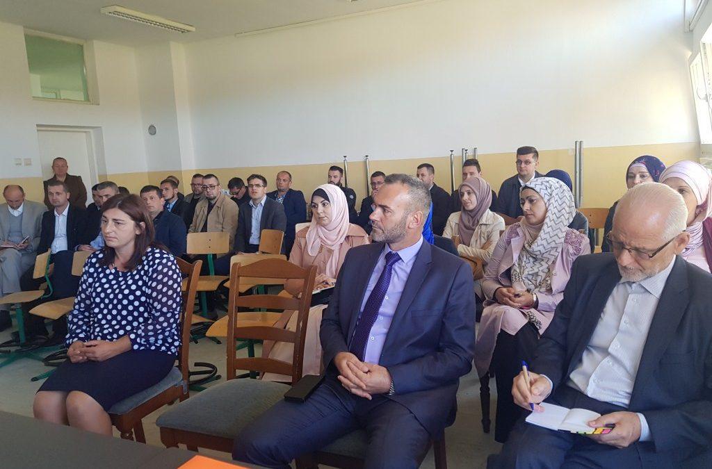 Stručni seminar i savjetovanje za profesore Islamske vjeronauke s područja RS-a