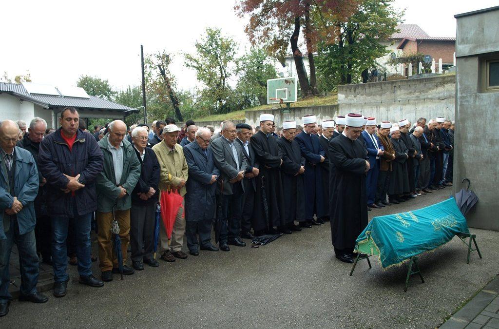 U Gradačcu klanjana dženaza Muhamedu Gradaščeviću