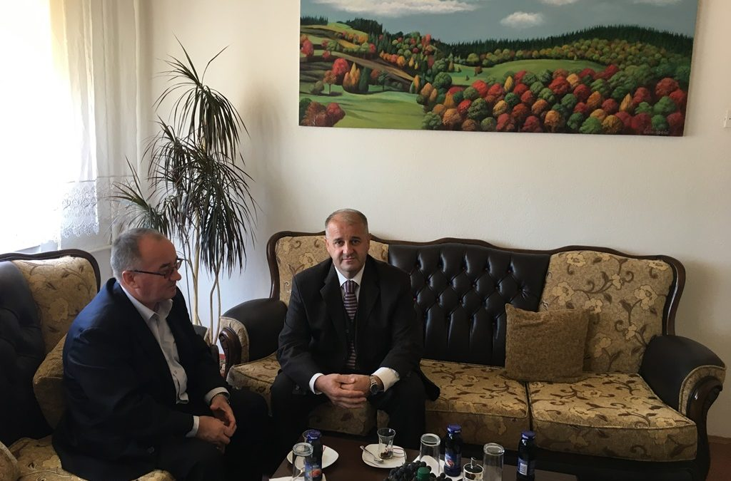 Direktor Sulejmanović posjetio ustanove u Sarajevu i Tuzli