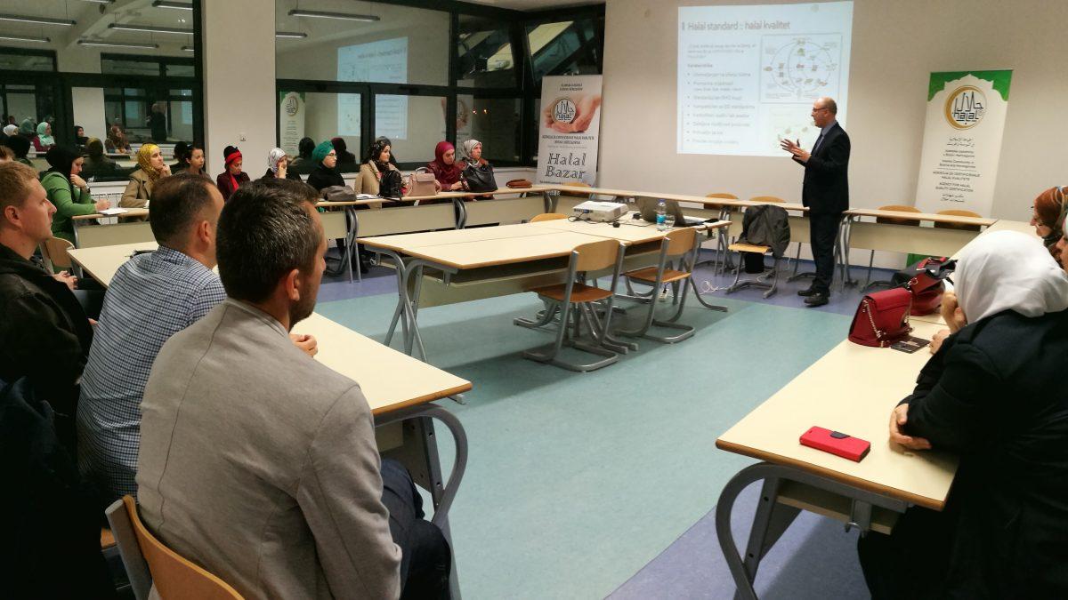 Prezentacija o halalu za Aktiv vjeroučitelja Tuzla