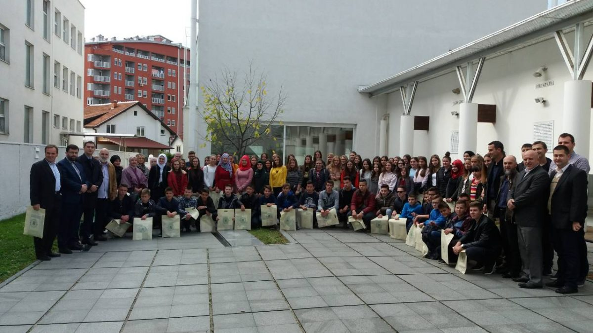 Mladi lideri u Behram-begovoj medresi