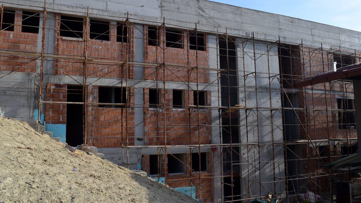 Muftija tuzlanski obišao gradilište doma za učenice