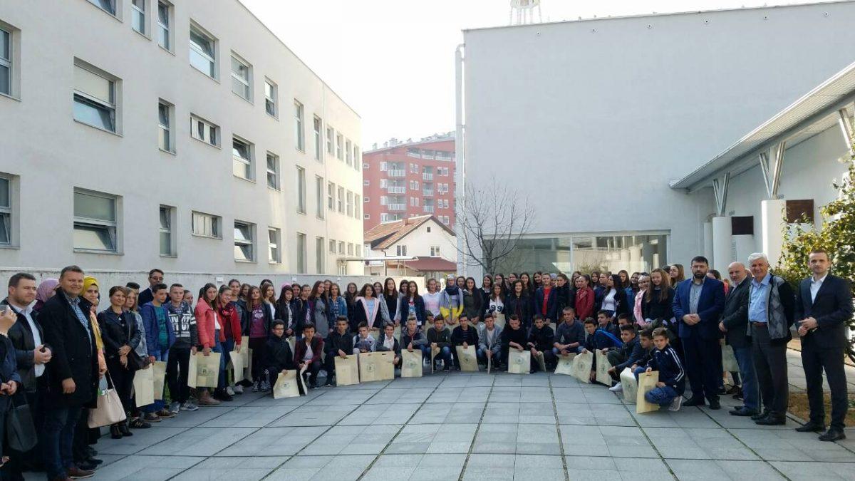 U Medresi održan seminar za učenike iz Srebrenika i Gradačca