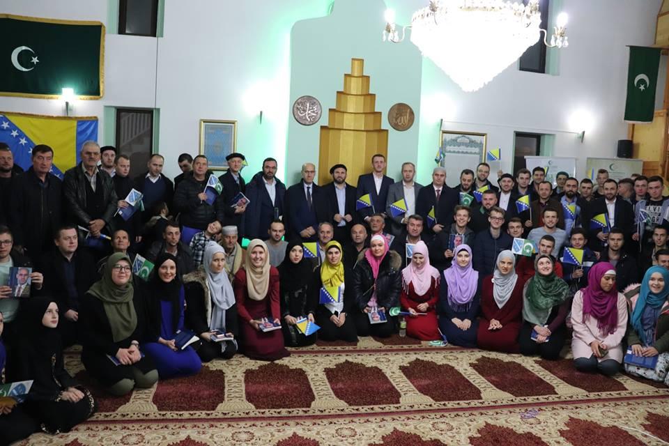 Dan Državnosti obilježen u Tuzli, Orašju i Janji