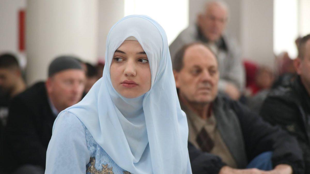 Hafiska dova učenici Behram-begove medrese Lejli Begunić