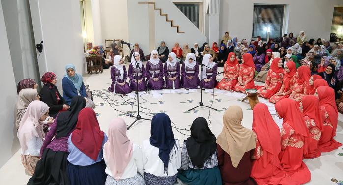 Proučen tradicionalni mevlud za žene