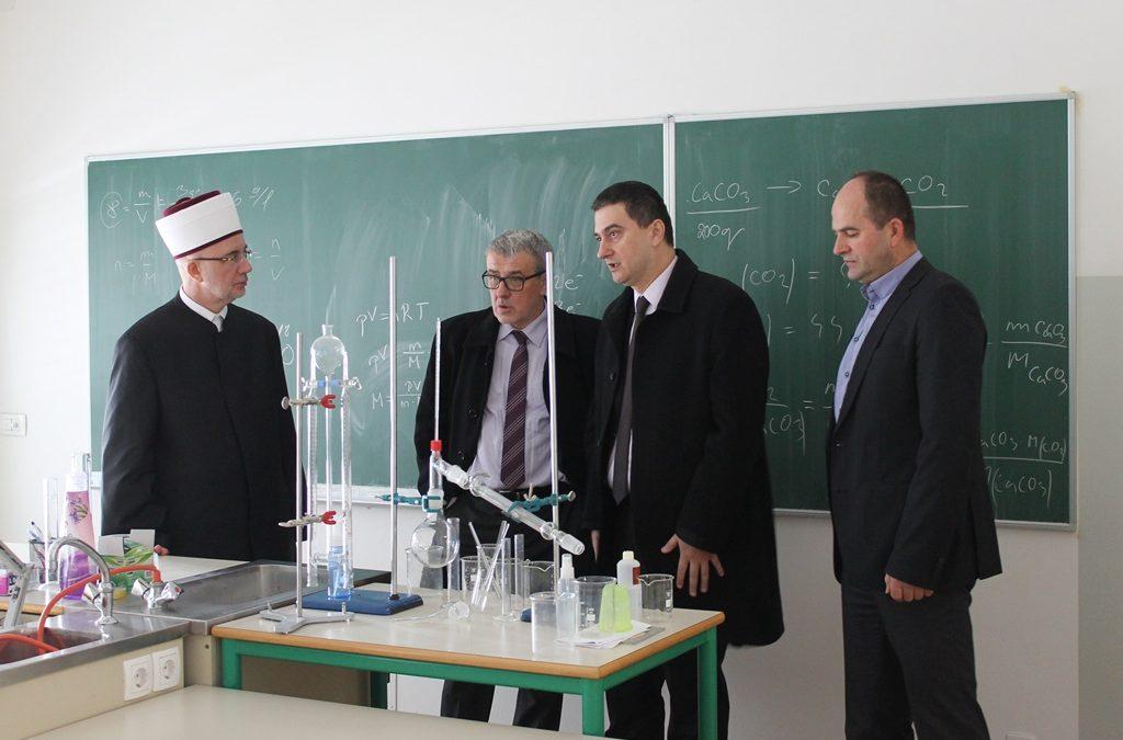 Nastavak dobre saradnje Uprave za obrazovanje i nauku i Muftijstva tuzlanskog