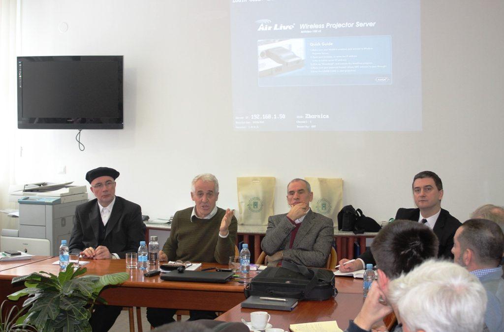 Seminar za profesore Behram-begove medrese