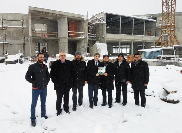 Delegacija Medžlisa Brčko posjetila Medžlis Sisak