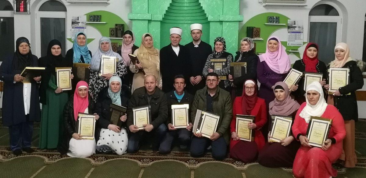 Kalesija: Novi učači Kur'ana u Seljublju