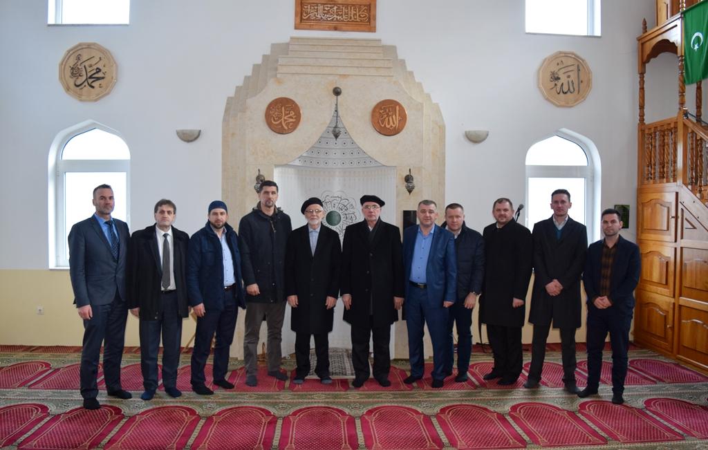 Radni sastanak u Srebrenici