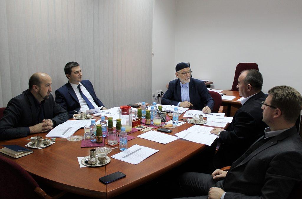 Redovna sjednica Upravnog odbora  Instituta za društvena i religijska istraživanja