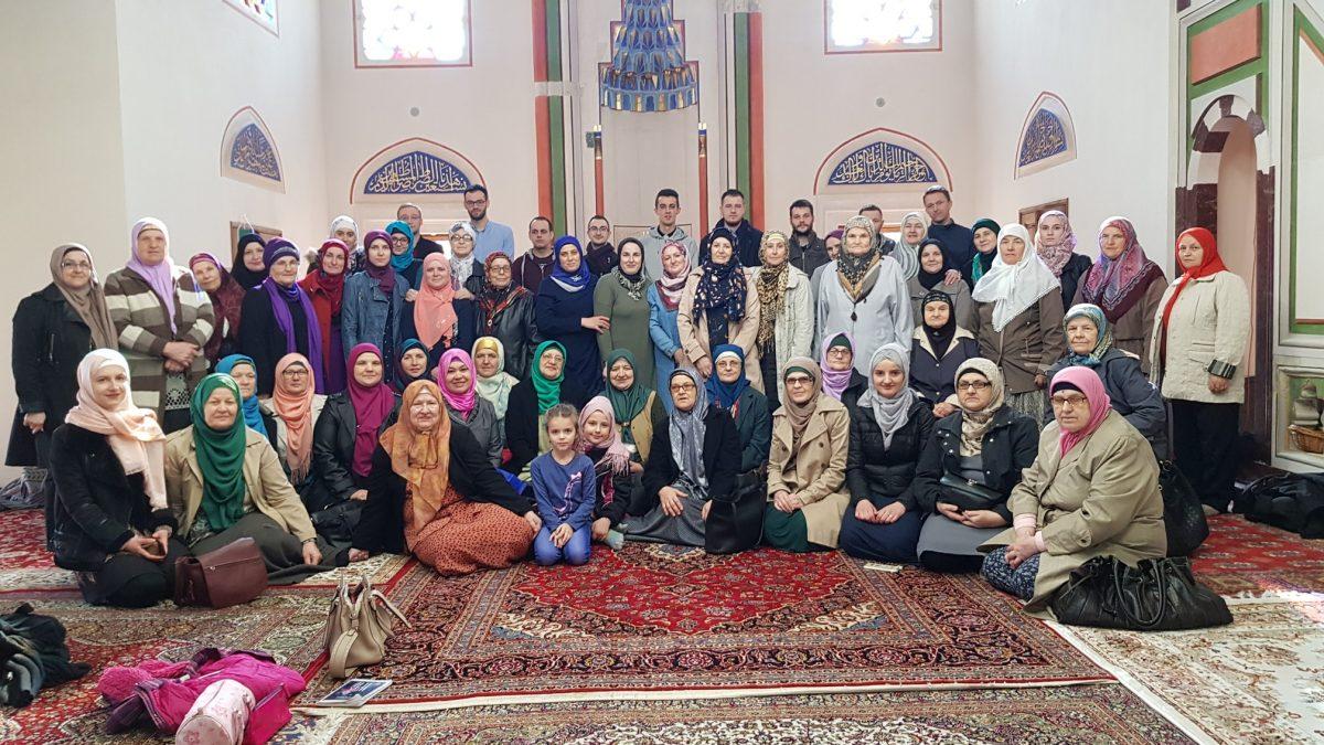 Članice Odjel za brak i porodicu u posjeti Banjaluci
