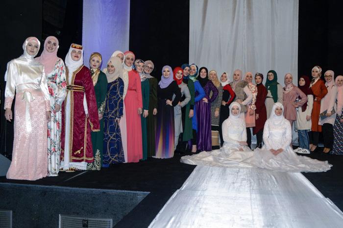 """Brčko: Završena manifestacija """"Hidžab, moja snaga i moj ponos"""""""