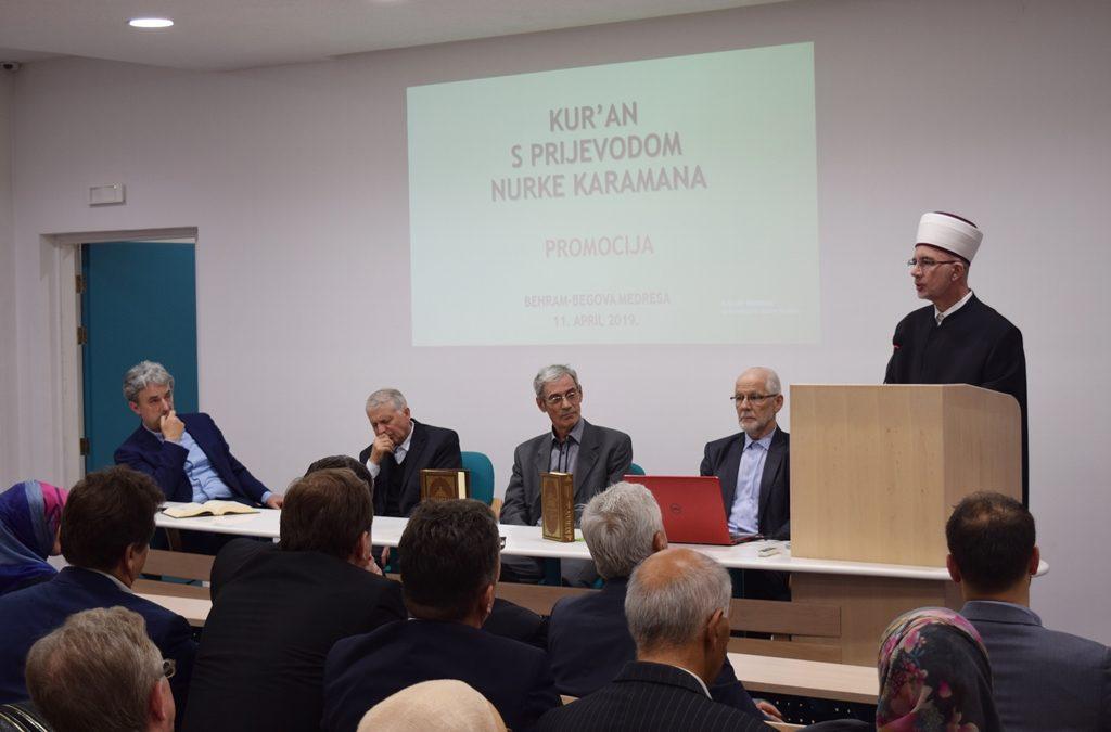 Promocija Kur'ana s prijevodom Nurke Karamana