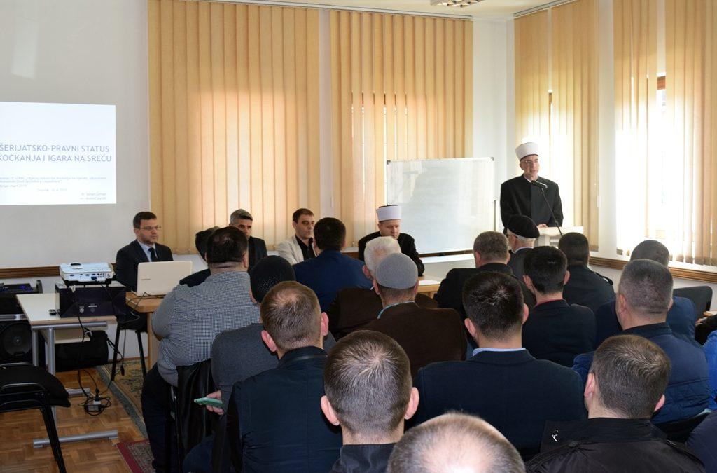Održan seminar za imame bosanskog Podrinja