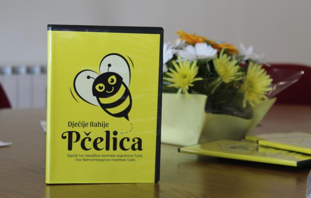 """Predstavljen CD dječijih ilahija """"Pčelica"""""""