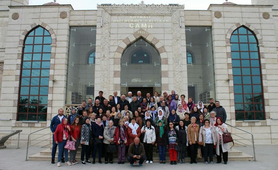 Džematlije iz Bijeljine u Turskoj