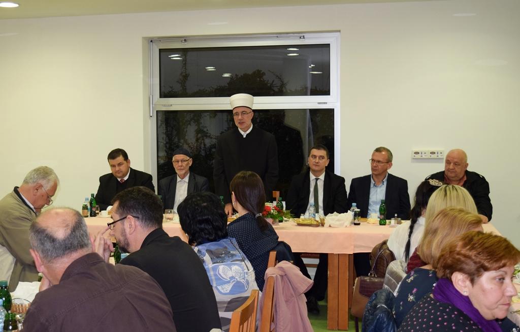 Iftar za uposlenike medija u Tuzli