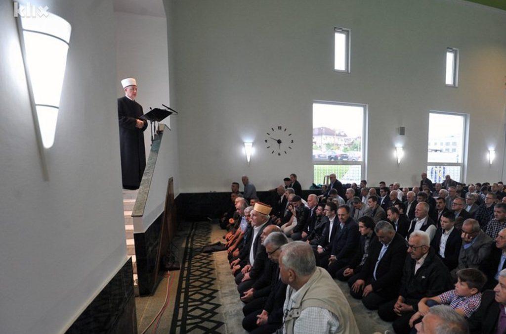 Bajramska hutba muftije tuzlanskog Vahida-ef. Fazlovića