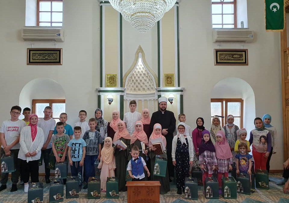 Novi učači Kur'ana u Tarevcima (MIZ Modriča)