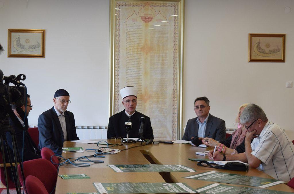 Povelja za životno djelo Hasan Kaimija novinaru Salihu Brkiću