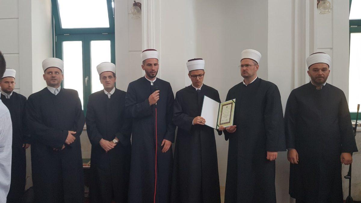 Proučena hafiska dova Tariku Salihbašiću