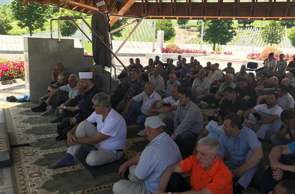 Džuma-namaz na musalli u Potočarima i tokom maja i juna