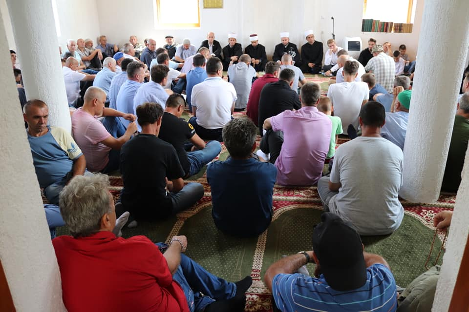 Bratunac: Šehidska dova u Pobuđu