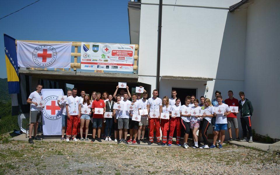 Kalesija: U Mektebskom centru u Dubnici održan Kamp mladih