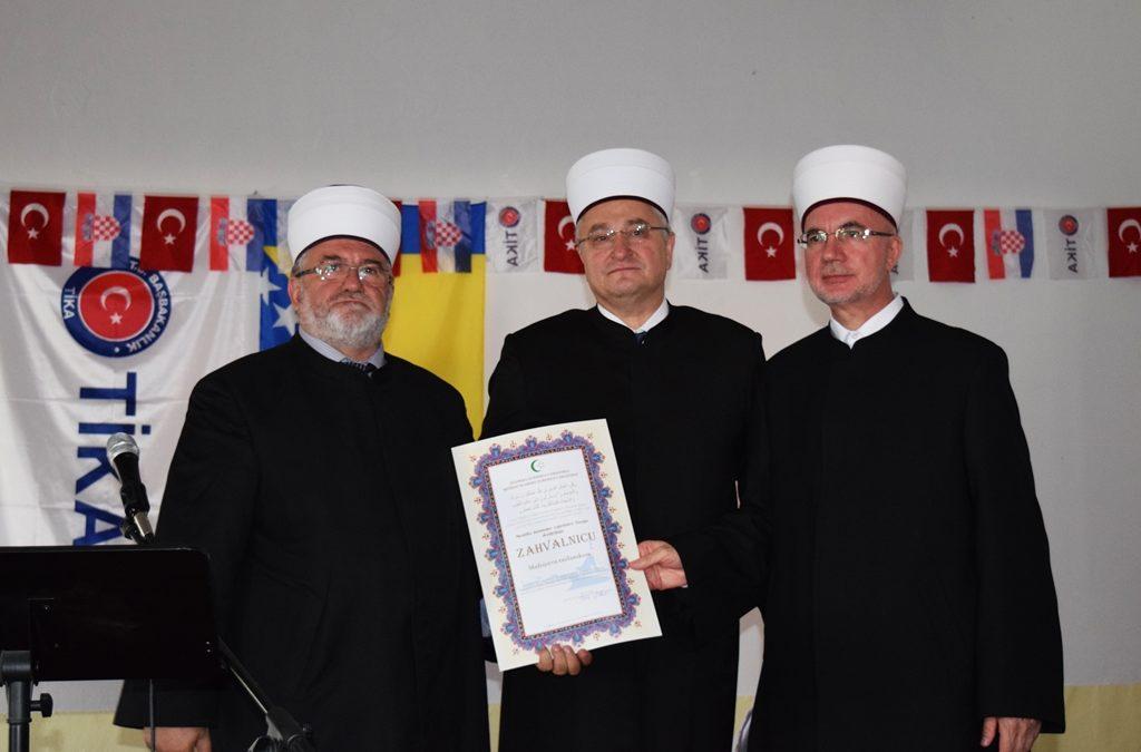 Obilježeno 50 godina od izgradnje džamije u Gunji, prve džamije u Republici Hrvatskoj