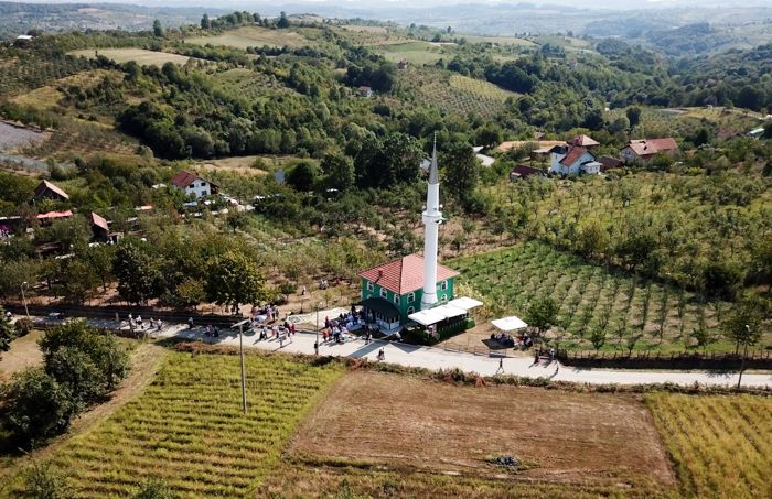 Svečano otvorena džamija u povratničkom džematu Gajevi-Kovačevići u Koraju (MIZ Čelić)