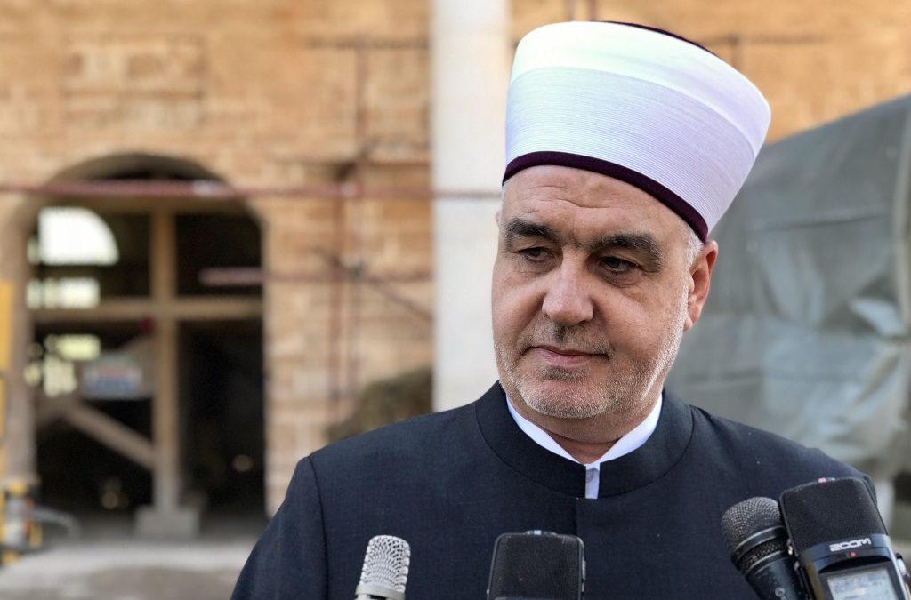 Reisu-l-ulema Kavazović pozdravlja odluku Evropskog suda kojom se nalaže uklanjanje crkve iz dvorišta Fate Orlović
