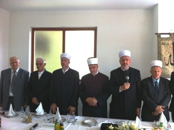 Reisu-l-ulema i muftija u Odžaku