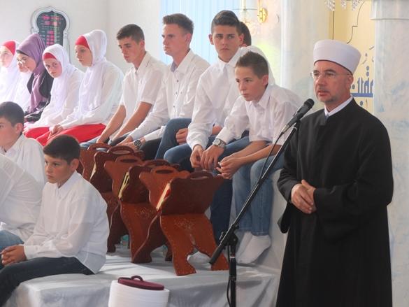 Novi učači Kur'ana u Šatorovićima