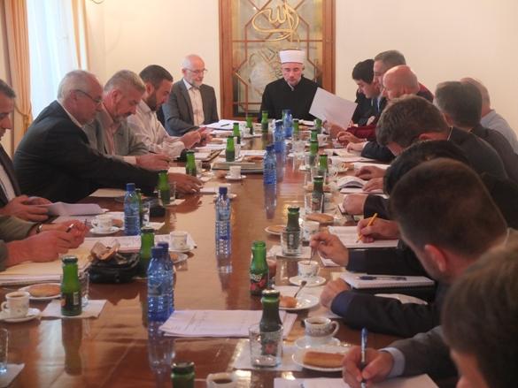 Održana 3. redovna sjednica Savjeta muftije tuzlanskog